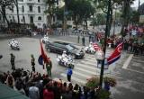 Lịch cấm đường ngày 2/3 khi Chủ tịch Kim Jong Un rời Việt Nam