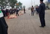 Ít nhất 5 người thiệt mạng sau khi xe khách mất lái lao vào đoàn đưa tang tại Vĩnh Phúc