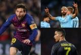 Vua phá lưới Champions League 2018/2019: Lionel Messi cô đơn trên đỉnh