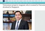 Luật sư xác nhận gặp Vũ 'nhôm' trong trại tạm giam ở Singapore