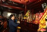 Phó Thủ tướng Vương Đình Huệ dự lễ kỷ niệm 150 năm Ngày sinh Chí sĩ yêu nước Phan Bội Châu