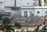 Dự án Athena Complex Pháp Vân: Chưa xong móng, môi giới đã nhận đặt cọc