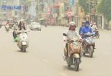 Ảnh - Người dân Hà Nội vật lộn với nắng - nóng 40oC
