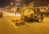 Gặp Cảnh sát cơ động, đôi nam nữ hoảng sợ chạy xe máy ngược chiều rồi tử vong