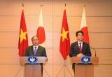 Việt - Nhật quan ngại về tình hình biển Đông