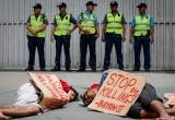 Tổng thống Philippines: Những kẻ nghiện ma túy không phải con người
