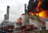 Nổ nhà máy hóa chất Trung Quốc, ít nhất 6 người thiệt mạng
