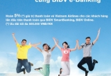Khám phá thế giới cùng BIDV e-Banking