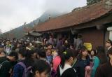 Quảng Ninh: Dòng người náo nức đi trẩy hội xuân Yên Tử