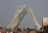 Cận cảnh cổng chào hoành tráng gần 200 tỷ đồng tại Quảng Ninh