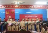 Quảng Ninh: Thưởng nóng các tập thể, cá nhân trong vụ bắt giữ đối tượng vận chuyển 100 bánh heroin