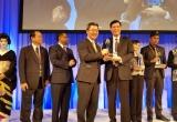 Lãnh đạo UBND tỉnh Quảng Ninh nhận giải thưởng ASOCIO dành cho chính quyền số tại Nhật Bản