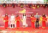 Lamer Dr. Lacir khánh thành nhà máy sản xuất mỹ phẩm theo chuẩn CGMP-ASEAN