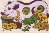 """Tết Kỷ Hợi kể chuyện về con lợn: Vì sao nói """"sướng như heo?"""""""
