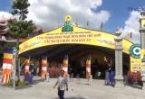 Bình Dương: Khai mạc Lễ chiêm bái tượng Phật Ngọc hòa bình Thế giới