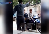 Clip: Giám đốc Công ty An ninh Việt Nhật nổ súng đe dọa người đòi nợ