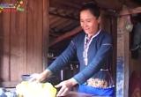 Độc đáo tục làm bánh Beng ngày Tết của người Vân Kiều