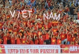 Giá vé trận bán kết AFF CUP giữa Việt Nam- Indonesia thấp nhất là 150.000 đồng