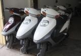 Công an phường Cống Vị tìm chủ xe máy