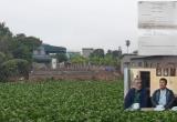 Chuyện lạ ở huyện Gia Lộc, cuốn sổ đỏ 'xuất hiện' trên đất ao công!