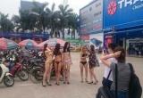 """Vụ """"tiếp thị mát mẻ"""" tại siêu thị điện máy: Trần Anh bị phạt 40 triệu đồng"""