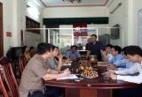 Chi cục An toàn vệ sinh thực phẩm tỉnh Thanh Hóa kiểm tra chéo tại Quảng Nam