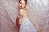 Mê mẫn trước bộ ảnh Nhật Hà hóa công chúa hoàng gia khoe 3 vòng nóng bỏng