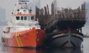 Cứu hộ 52 thuyền viên tàu cá QNa 90129 TS gặp nạn trên biển