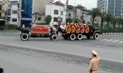 Video: Linh cữu nguyên Chủ tịch nước, Đại tướng Lê Đức Anh rời Thủ đô ra sân bay Nội Bài