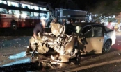 Tai nạn giữa xe khách và xe ô tô, 1 cán bộ CSGT tử vong