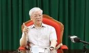 Video: Tổng Bí thư, Chủ tịch nước Nguyễn Phú Trọng chủ trì họp lãnh đạo chủ chốt