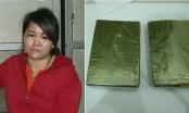 Lào Cai: Bắt giữ đối tượng vận chuyển bánh heroin bằng xe máy