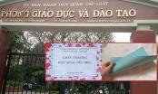 Vụ Phòng giáo dục Cầu Giấy khen thưởng bằng tờ giấy trắng: Đây là hành vi lừa dối con trẻ!