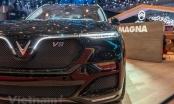 Cận cảnh mẫu SUV V8 của VinFast