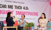 MC Kính Hồng chia sẻ phương pháp chăm con Cha mẹ thời 4.0: Con nghiện smarphone