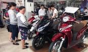 Nguy cơ xe máy bão hoà, Honda vẫn bán 2,56 triệu xe cho người Việt