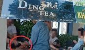 Clip tụ tập đánh bài ăn tiền tại quán trà sữa Ding Tea?