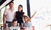 Con gái lớn của ca sĩ Ngọc Hiền luôn nhường nhịn em trai bị tự kỷ