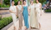 Thanh Mai đọ dáng xinh đẹp bên Hoa hậu Giáng My, Hà Kiều Anh