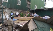 Hà Tĩnh: Sập nhà tại thành phố, có nạn nhân bị vùi lấp