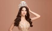 Hoa hậu Phương Khánh đẹp tựa nữ thần khoe sắc cạnh vương miện 3,5 tỷ VND