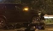 Nam thanh niên bị ô tô tông chết trên Đại lộ Thăng Long