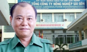 Đình chỉ công tác Tổng giám đốc Tổng công ty nông nghiệp Sài Gòn Lê Tấn Hùng