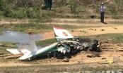 Rơi máy bay quân sự ở Khánh Hòa, 2 phi công tử nạn