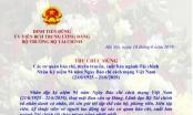 Bộ Trưởng Bộ Tài chính gửi thư chúc mừng ngày Báo chí cách mạng Việt Nam