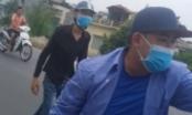 Hà Nội: Vừa ra khỏi trụ sở UBND phường, nhóm phóng viên bất ngờ bị chặn đánh tới tấp