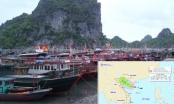Quảng Ninh: Ban hành Công điện khẩn chỉ đạo chủ động phòng chống cơn bão số 2