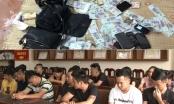 Quảng Ninh: Đột kích sới bạc, bắt hơn 20 đối tượng thu giữ hơn nửa tỷ đồng