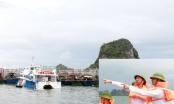 Quảng Ninh: Hơn 1.600 du khách không thể vào đất liền do ảnh hưởng bão số 2