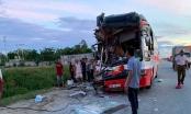 Xe chở đoàn du khách Bắc Giang đi biển Cửa Lò gặp tai nạn, hàng chục người thương vong